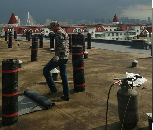 哈尔滨防水工程