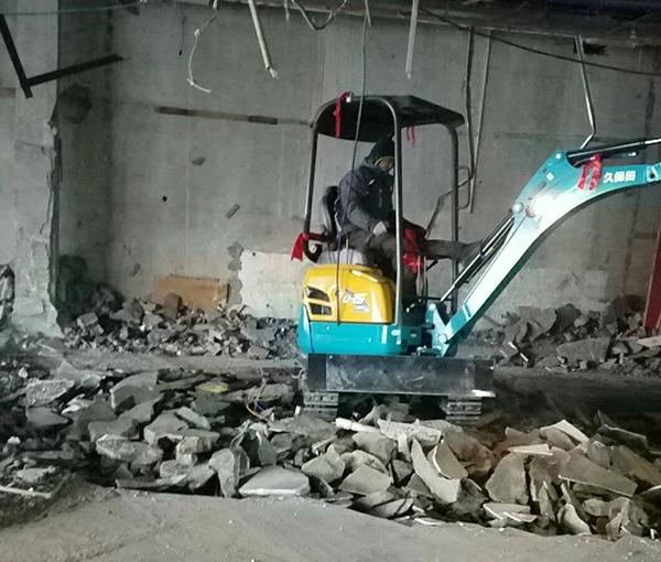 哈尔滨拆除工程