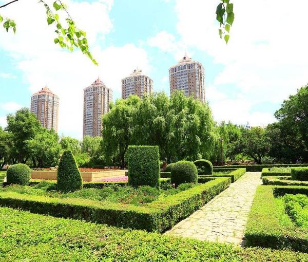 道里区园林绿化工程
