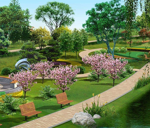 哈尔滨园林绿化