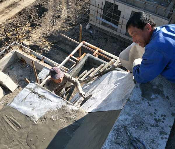 哈尔滨防水施工